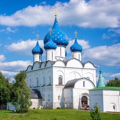 Авторские туры по России