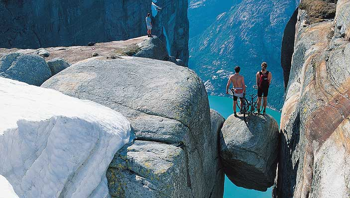 Круизы в Норвегию